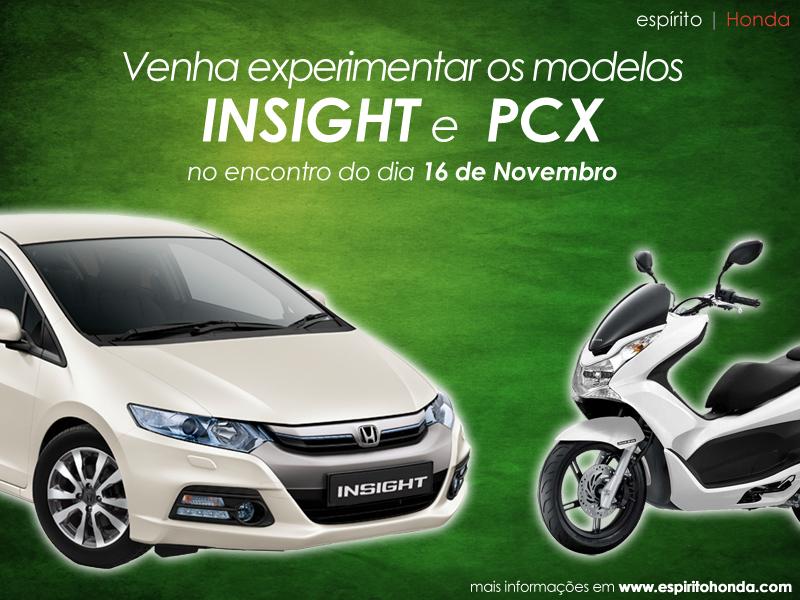 espírito|Honda - Test-drive Honda Insight + Honda PCX 125 eSP Eh_insight_pcx