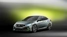 Protótipo do Civic Hatchback redefine o modelo-base da Honda para o mercado europeu