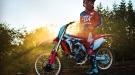 Honda anuncia renovação total da CRF250R 2018