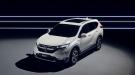 Honda revela protótipo híbrido do CR-V no Salão Automóvel de Frankfurt
