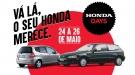 Honda Days: Honda Automóveis promove evento exclusivo para Clientes