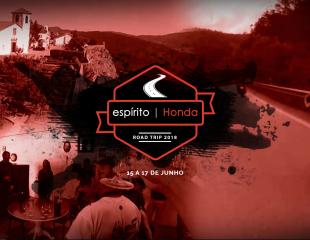 espírito | Honda Road Trip 2018